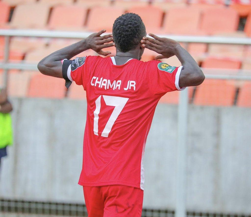 clatous-chama-voted-caf-champions-league-player-of-the-week